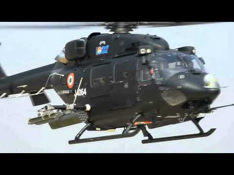 Close Look to HAL Rudra & HAL LCH