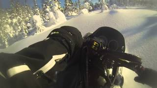 2. Ski doo Summit 550f