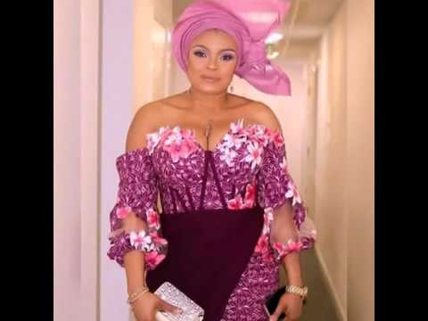"2019, LATEST/TRENDING ""NEW"" #ASOEBI STYLES (TRADITIONAL OUTFITS) FOR CLASSY LADIES."