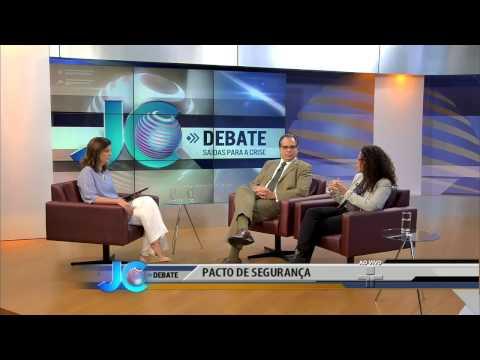 JC Debate sobre pacto de segurança | 11/09/2015