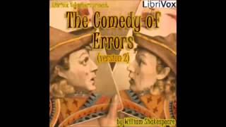 The Comedy of Errors (FULL Audiobook)