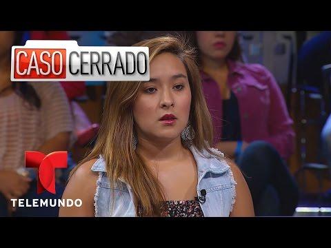 Cataclismo sexual | Caso Cerrado | Telemundo (видео)