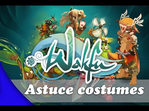 astuce wakfu costume