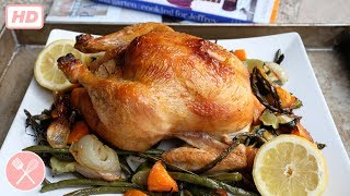 If there is only one Roast Chicken recipe I have to choose, it'll be this Perfect Roast Chicken. This home-run recipe from my Food ...