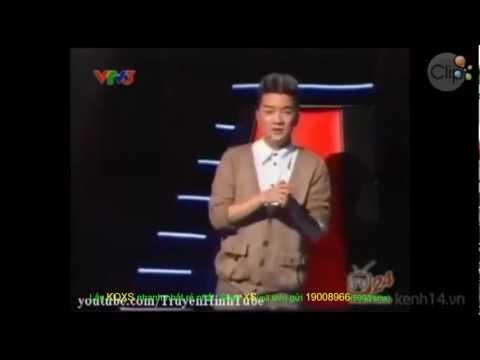 Cười Vỡ Bụng Với Những Pha Hài Hước Giọng Hát Việt 2012