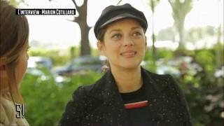 Video L'interview: Marion Cotillard - Stupéfiant ! MP3, 3GP, MP4, WEBM, AVI, FLV Mei 2017