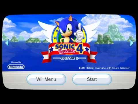 sonic the hedgehog 4 episode i wii wad