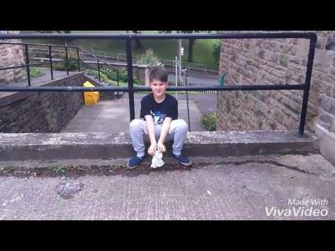 Flour challenge w/ holly Brooks (видео)