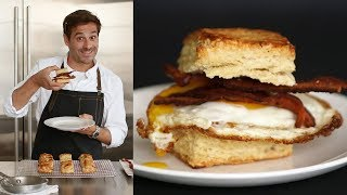 How to Make Flaky Buttermilk Biscuits - Kitchen Conundrums with Thomas Joseph by Everyday Food