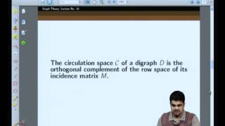 Mod-05 Lec-33 Circulations And Tensions
