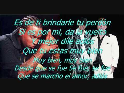 Dile a Ella - Magnate y Valentino ft. Don Omar 'Lyrics' (видео)