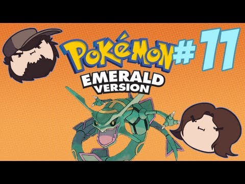0g i liked a video from gamegrumps pokemon emerald eye of the geodude part sciox Choice Image
