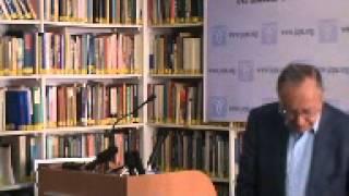 משה ארנס על הלקחים ממלחמת המפרץ 1991