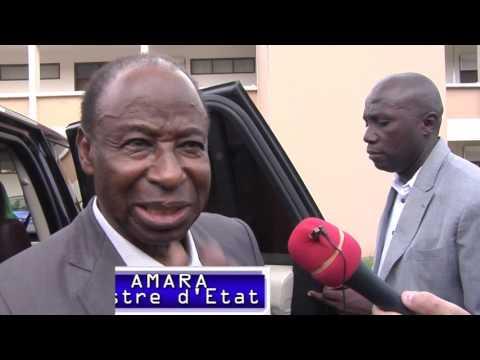 ACTUALITE CANAL MSA-TV JT de 13h COTE D'IVOIRE: SOUTENANCE DE MONSIEUR OLAGBOYE BENJAMIN EN IMAGE