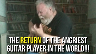 The Angriest Guitar Player In The World!