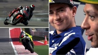 Video Historic Battles: Lorenzo vs Rossi MP3, 3GP, MP4, WEBM, AVI, FLV September 2018