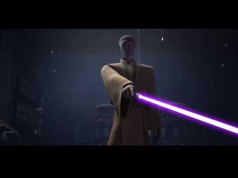 [Mace Windu's speech] Star Wars The clone wars Season 7 Episode 4 [HD]