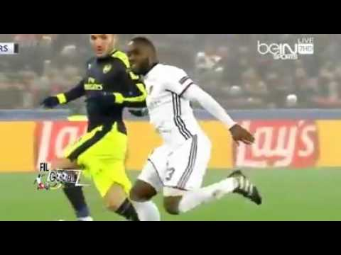 Dhamaan Goolasha- Basel VS Arsenal ( 1-4 ) 6-12-2016