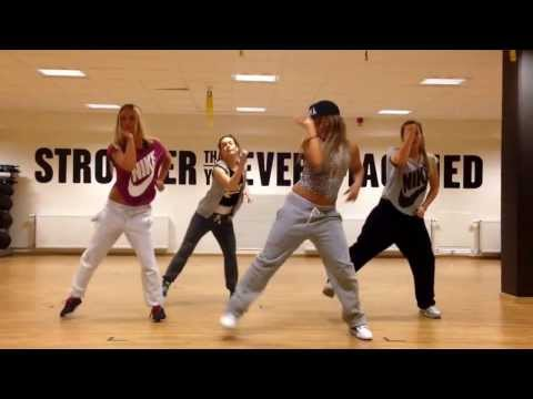 Isabella Larka - Personally (P-Square) // Zumba Choreography