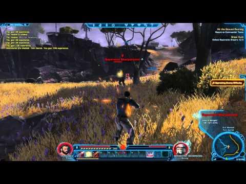 Český GamePlay   Star Wars: The Old Republic Free Trial   FlyGunCZ + SoNyCz   HD – 720p