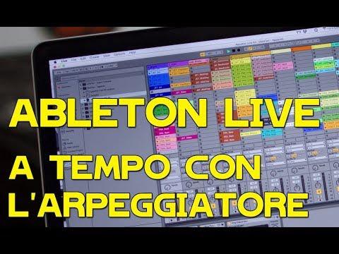 IMPARA A USARE ABLETON LIVE!