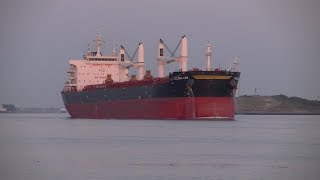 Video Scheepvaart in Rotterdam / Shipspotting / Hoek van Holland / Nieuwe Waterweg MP3, 3GP, MP4, WEBM, AVI, FLV Juni 2018