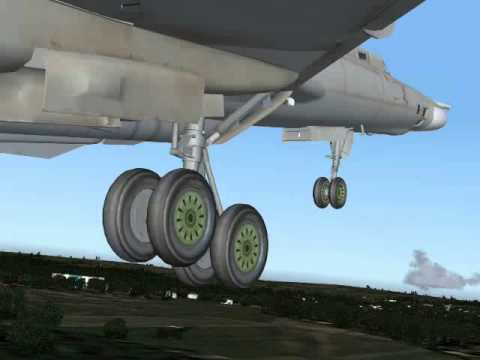 Trailer for Alphasim's Tu-22KD...