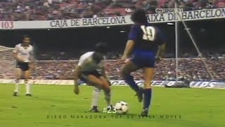 Video Diego Maradona Top 50 Amazing Skill Moves Ever | Is this guy the best in history? D10S MP3, 3GP, MP4, WEBM, AVI, FLV Maret 2019
