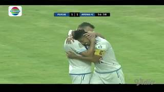 Video Duel Raksasa Biru: Gol Dendi Santoso Persib Bandung (1) vs Arema FC (1) MP3, 3GP, MP4, WEBM, AVI, FLV Mei 2019