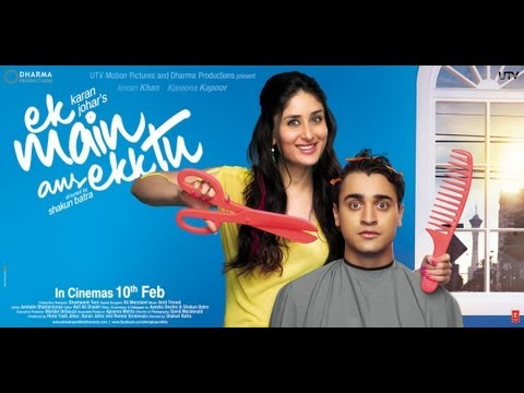 Ek Main Aur Ekk Tu (2012) Watch Movie Trailer