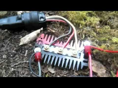 Micro-Hydro Power Bucket