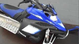 5. 2009 Yamaha FX Nytro