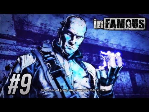 "inFAMOUS - Episode 9 ""Zeke's Request"" (Good Karma / Platinum Guide)"
