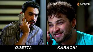 Match 28th: Karachi Kings vs Quetta Gladiators (QG Loser)│Out of League│Nashpati