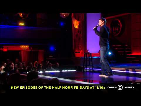 The Half Hour - Theo Von - I'm Thirsty Jeans