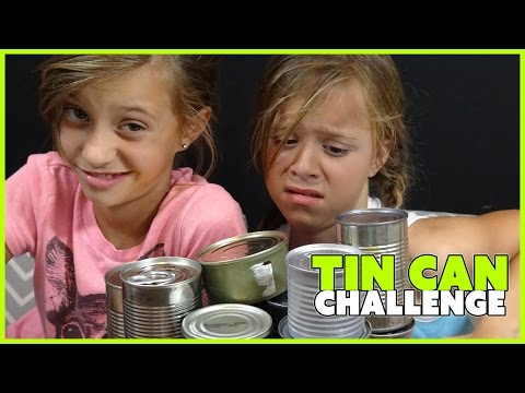 ➟ TIN CAN CHALLENGE ➟ SMELLY BELLY TV (видео)