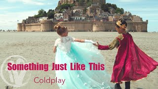 "Video ""Something Just Like This"" by The Chainsmokers and Coldplay 