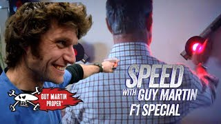 Video David Coulthard VS Guy - the strength & reaction tests | Guy Martin Proper MP3, 3GP, MP4, WEBM, AVI, FLV Agustus 2019