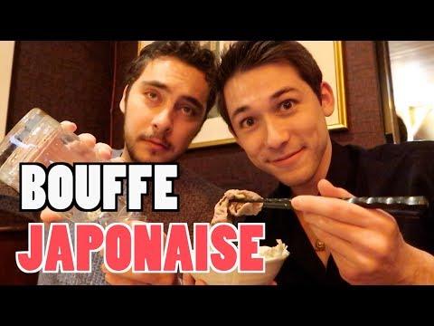 La BOUFFE JAPONAISE avec ICHIBAN JAPAN - Louis-San