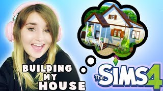 BUILDING MY NEW HOME!   SIMS 4 #2