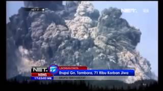 Video NET17 - Sejarah dunia letusan gunung api terdasyat MP3, 3GP, MP4, WEBM, AVI, FLV Oktober 2018