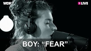 "Boy: ""Fear"" 