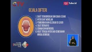 Download Video Waspada!! Wabah Difteri Menyerang Indonesia & Sudah Menyebabkan Kematian - BIS 05/12 MP3 3GP MP4