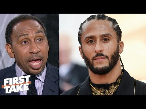 Video: The Steelers should sign Colin Kaepernick - Stephen A. | First Take