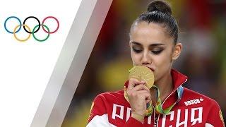 Margarita Mamun wins Rhythmic Gymnastics gold