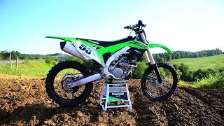 3. 2016 Kawasaki KX450F - The 16s Dirt Bike Magazine