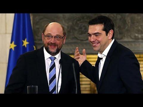 AB ve Atina arasında ortak yol arayışı