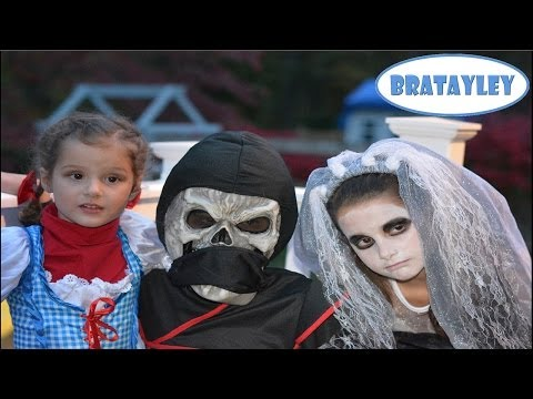 Another Very Bratayley Halloween! (WK 148.2) | Bratayley