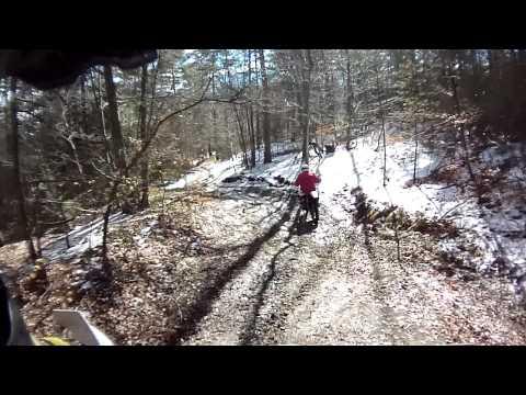 ofroad club peshtera 09.02.2014 4 (видео)