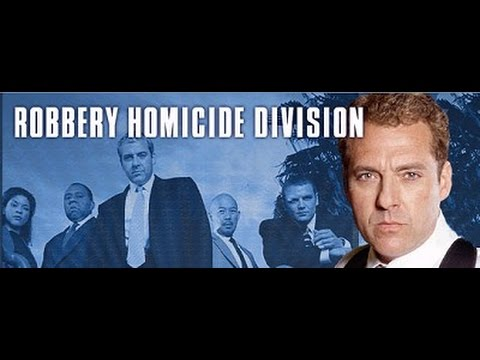 Robbery Homicide Division S01E07 - City Of Strivers (a.k.a. Defense Lawyer)